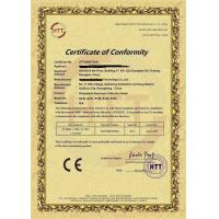 Chemdex Co., Limited Certifications