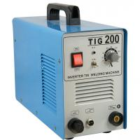 Buy cheap Mosfet Inverter DC TIG welding machine TIG200 with 200A  220V from wholesalers