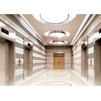 Buy cheap Passenger Machine Room Less High Speed Elevator Building Lifts Elevators from wholesalers