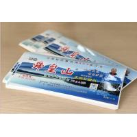 Buy cheap Custom Glossy Sticker Labels Waterproof With Landscape Printing Eco Friendly product