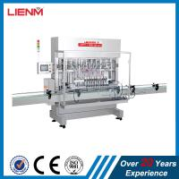 Buy cheap CE Standard Automatic No Foam Piston Type Shampoo/Hair Conditioner Filling Machine Bottling Machine product