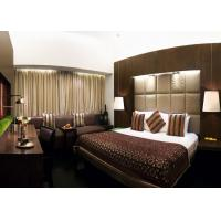 Buy cheap King Size Commercial Hotel Furniture , Hotel Room Furnishings product