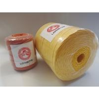 Shock Absorbing 5mm UV Treated Plastic Twisted Rope SGS / Poly Baler Twine for sale
