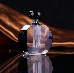 10Ml Art Deco Style Perfume Bottles Crystal Glass Perfume Bottles