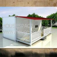 Buy quality Double - Deck Mobile Office Containers Cozy With Sandwich Panel at wholesale prices