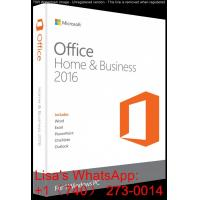 Buy cheap 1.4 GHz Microsoft Office 2016 Key Code / Home And Business And Office 2016 from wholesalers