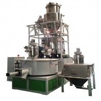 Buy cheap Industrial 40kg/H Plastic Mixer Machine Pvc Compound Mixer With Heater product
