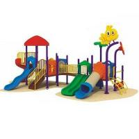 Buy cheap Engineering Plastic Outdoor Playground AM-1667A product