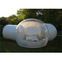 Buy cheap Transparent Blow Up Party Tent 6m*5.5m*5m Quickly Formed Camping Applied For Hotel product