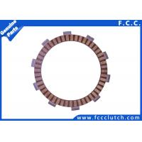 Buy cheap Motorcycle Paper Based Honda Clutch Plate Brown Color CBR1000RR 22201-MAV-000 product