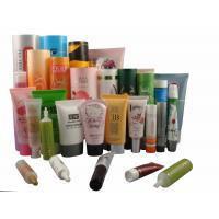 Buy cheap LDPE + HDPE 4oz Offset printing Cosmetic Plastic Laminated Tubes With Sealing 300ml / 16mm - 50mm product