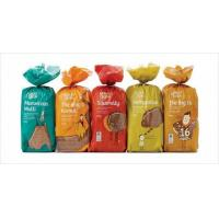 Buy cheap 22cm x 38cm BOPP 40 Mic or OPP / CPP Plastic Food Packaging Bag For Bread , Offset Printing product