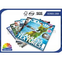 Buy quality Customized Magazine Printing / Brochure Printing Services with Fast Delivery at wholesale prices