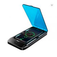 Buy cheap UV Cell Phone Sanitizer and Dual Universal Cell Phone Charger Patented Sterilizer and Clinically UV Light Sanitizer product
