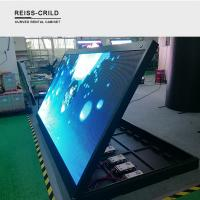 Buy cheap P6 , P8 , P10 Front Service Fixed Led Display ,  Large LED Screens product