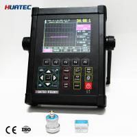 Buy cheap Waterproof Digital portable ultrasonic flaw detector FD201B ultrasonic testing machines product