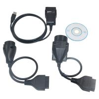 China SMPS MPPS V12 ECU Chip Tuning Tool / USB Chip Tuning Interface For EDC15, EDC16, EDC17 on sale