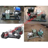 Buy cheap Price cable puller,Cable Drum Winch, cable puller,Cable Drum Winch product