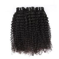 """Buy cheap Natural Color Peruvian Body Wave Hair BundlesCurly Dancing And Soft 10"""" To 30"""" Stock product"""