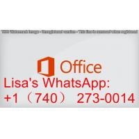Buy cheap Windows 10 Desktop Office 2016 Home And Business And Office 2016 Professional Plus Server product