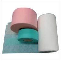 Buy cheap PLA Hot Air Through Nonwoven Fabric Hot Water Soluble Color Customised product