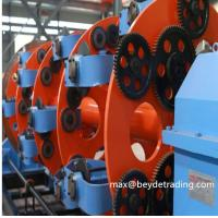 Buy cheap Steel Wire Armoured Cable Manufacturing Machine With Die Holder product