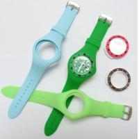 Buy cheap New Style Silicone Quartz Watch(JS-3078) product