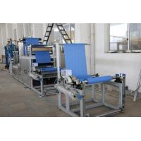 Buy cheap Shorts Non Woven Cloth Making Machine 10.5KW PP 50-60HZ With ISO9001 Approved product
