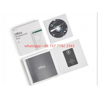 Buy cheap 2PC Retail MS Office Pro Plus 2019 Genuine License product