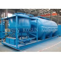 Buy cheap Diesel Tank, solid control system, steel tank, storage tank, 22 m3 elevated tank from wholesalers