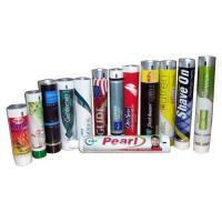 Buy cheap Custom Printed ABL Tubes With Flip Top Cap For Cosmetic Packaging , Photo Printing / Hot Stamping product