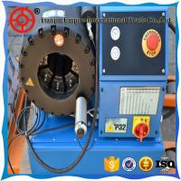 Buy cheap 1/4'' to 2'' size high pressure hose assembly  crimping machine product