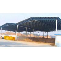 Buy cheap Light Steel Frame Structure Open Bays Sheds For Construction Site Building Material product