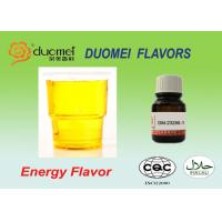 Buy cheap Soft Full Juicy Energy Drink Flavours Food Flavouring Agents Liquid product
