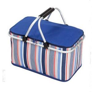 picnic basket/ cooler bag/ lunch basket