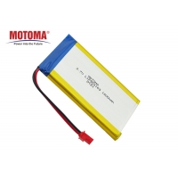 Buy cheap High Voltage IOT Battery Pack Grade A Cells 1800mAh 5*41*69mm product