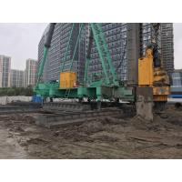 China OEM Bore Pile Machine For Civil Engineering Ground Screw Drill on sale
