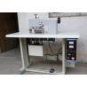 Buy cheap Output 2.2KW Ultrasonic Lace Machine / 0-30 M/Min Ultrasonic Sewing Machine from wholesalers