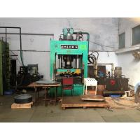 Buy cheap Straight Sided 100T Double Action Hydraulic Drawing Press Machine With Touch Screen product