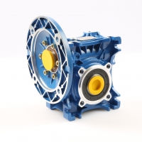 Buy cheap WNMRV gearbox worm gear box with input flange worm geard motor speed reducer product