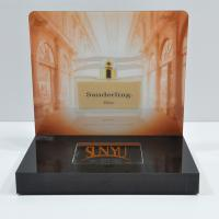 Buy cheap Laser Cutting Craft CosmeticDisplay Rack Respectively Perfume Show product