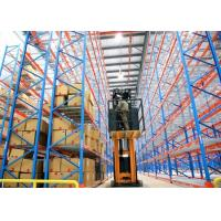 Buy cheap Dexion Warehouse heavy duty storage steel selective pallet rack from wholesalers