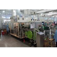 Buy cheap Professional Wet Wipes Packing Machine Three Phase Four Cables System product