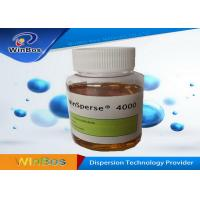 Water Based Pigment Dispersions 8.5 PH Reduce Viscosity For Carbon Black