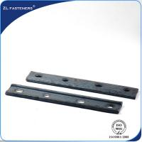 Buy cheap OEM Rail Fastening Systems Insulated Rail Joints For Fish Bolt / Nut product