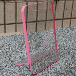Buy cheap custom shenzhen plastic photo frame clear acrylic photo frames 4x6 product