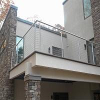 Buy cheap Stainless Steel Rod Railing / Post for Railing Easy Installation product
