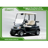 Buy cheap Black Curtis Controller Electric Golf Buggy With Italy Graziano Axle from wholesalers