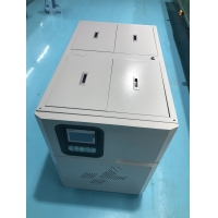 Buy cheap 32kw/h Noiseless Aluminum Fuel Emergency Power Supply from wholesalers