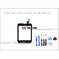 Buy cheap TECNO Mobile LCD Touch Screen 3-5 Inches Glass Material Standard Resolution product